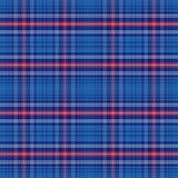Ejército escocés del tartán del modelo inconsútil del vector ilustración del vector