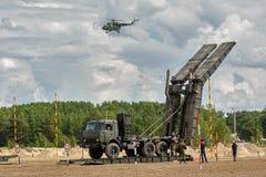 Ejército Games-2017 Competencia Tyumen de la ruta segura Rusia Fotos de archivo