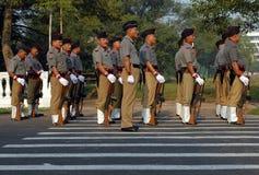 Ejército indio Fotos de archivo