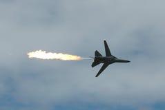 Ejército militar del combatiente de jet Imagen de archivo libre de regalías