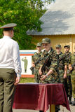 Ejército ruso Imagen de archivo