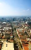 Eje Central Lazaro Cardenas in Mexico City Stock Photography