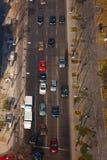 Eje Central Lazaro Cardenas street in Mexico city Stock Photo
