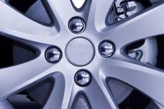 Eje de rueda - disco de la rotura fotografía de archivo