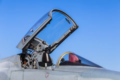 Ejection seat Royalty Free Stock Photo