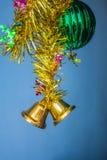 Ejecución de Bell y de la bola fotografía de archivo libre de regalías