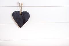 Ejecución de piedra de la muestra de la forma del hogar en puerta fotos de archivo libres de regalías