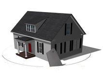 Ejecución de una hipoteca Fotografía de archivo libre de regalías