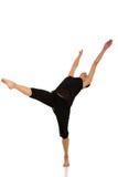 Ejecución del bailarín foto de archivo libre de regalías