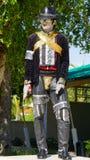 Ejecutante de la calle de Michael Jackson, La Romana, República Dominicana Fotografía de archivo libre de regalías