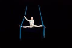 Ejecutantes de circo Imagenes de archivo