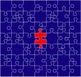 Ejemplo único Imagen de archivo libre de regalías