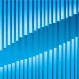 Ejemplo abstracto azul del vector del fondo libre illustration