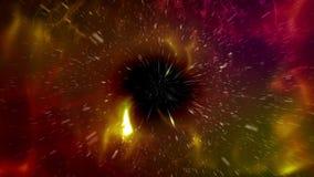 Ejemplo abstracto del calabozo del universo Imagen de archivo