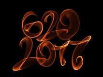 Ejemplo alemán 2017 de la frase de la palabra del humo del fuego de la llama del concepto de la cumbre G20 de la reunión libre illustration