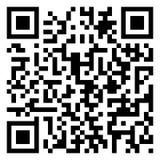 Ejemplo de código de QR Imagen de archivo