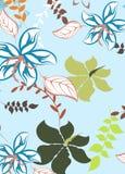 Ejemplo de la flor de la primavera de Seamples Foto de archivo libre de regalías