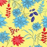 Ejemplo de la flor de Seamples Foto de archivo
