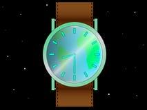 Ejemplo de la hora de la tierra Imagen de archivo