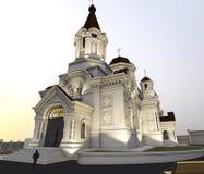 Ejemplo de la iglesia Fotos de archivo libres de regalías