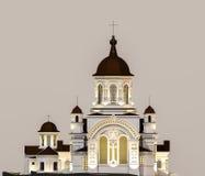 Ejemplo de la iglesia Foto de archivo