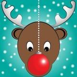 Ejemplo de la Navidad Fotografía de archivo libre de regalías