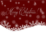 Ejemplo de la Navidad Imagenes de archivo