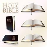 Ejemplo de la Sagrada Biblia Imagen de archivo libre de regalías