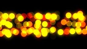 Ejemplo de la tecnología abstracta almacen de metraje de vídeo