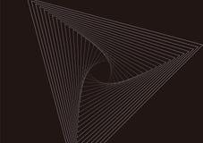 Ejemplo de la tecnología abstracta Imagenes de archivo