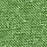 Ejemplo de la textura de la malla del ejército Foto de archivo libre de regalías