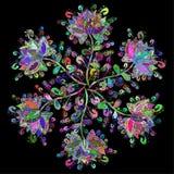 Ejemplo de la textura del vector Fotos de archivo