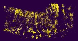 Ejemplo de madera de la textura del fondo del Grunge viejo Foto de archivo libre de regalías