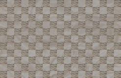 Ejemplo de papel envejecido fondo de la superficie áspera - Modelo inconsútil Fotografía de archivo libre de regalías