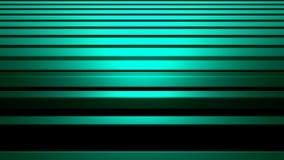 Ejemplo de plata abstracto de aluminio del fondo 3d de la raya, barras horizontales con el brillo, ordenador a rendir metrajes