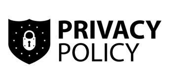 Ejemplo de regla del concepto de la protección de datos general GDPR - 25 de mayo de 2018 Fotos de archivo libres de regalías