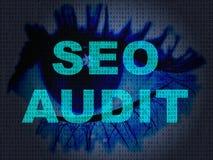 Ejemplo de Seo Audit Website Ranking Assessment 3d libre illustration