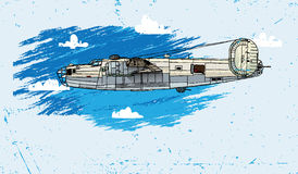 Ejemplo del aire Imagen de archivo