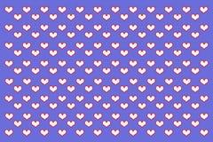 Ejemplo del amor Imagen de archivo libre de regalías