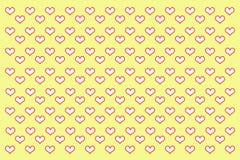Ejemplo del amor Imagenes de archivo