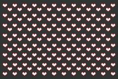 Ejemplo del amor Imagen de archivo