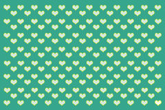 Ejemplo del amor Fotografía de archivo libre de regalías