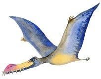 Ejemplo del animal del dinosaurio Imagenes de archivo