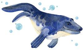 Ejemplo del animal del dinosaurio Fotos de archivo