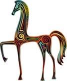 Ejemplo del caballo Fotos de archivo libres de regalías