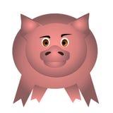 Ejemplo del cerdo Imágenes de archivo libres de regalías