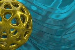 ejemplo del diseño 3D Fotografía de archivo libre de regalías