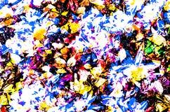 Ejemplo del fondo del otoño Imágenes de archivo libres de regalías