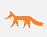 Ejemplo del Fox Imagenes de archivo