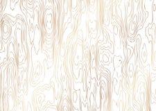 Ejemplo del grano de madera Foto de archivo
